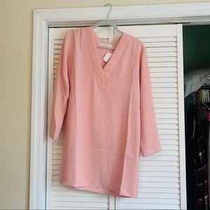 Amanda Uprichard Blush Pink Dress